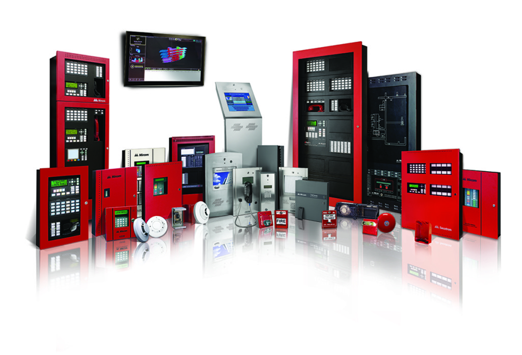 fire alarm systems ontario