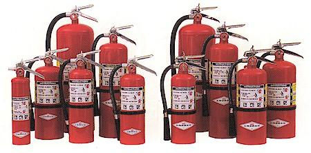 fire extinguishers ontario