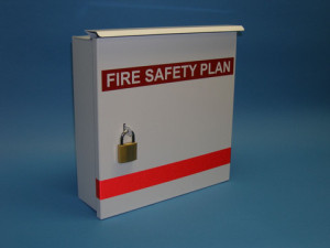 fire safety protection box